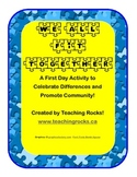 We All Fit Together: A Fun Community Building Activity for Your Students!