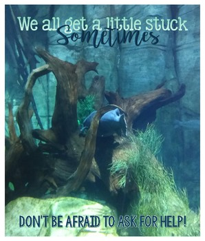 We All Get Stuck Sometimes Poster