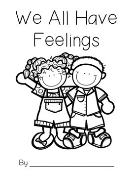 We All Have Feelings Book