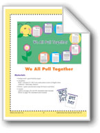 We All Pull Together (Bulletin Board)