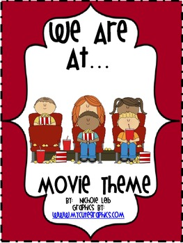 We Are At... Movie Theme By Nichole Leib