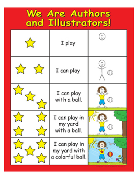 """We Are Authors And Illustrators 2- 8½"""" x 11"""""""