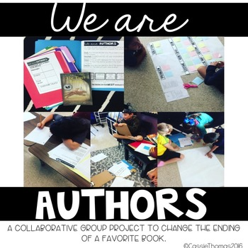 We Are Authors - Changing the Ending