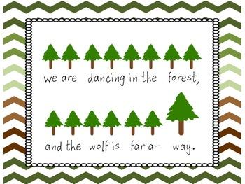 We Are Dancing (Wolf)- Teaching Ta, Ti-ti, and Sol-La-Mi!