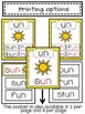 We Are Family! {Word Family/Rhyming Posters/Pocket Chart Set}