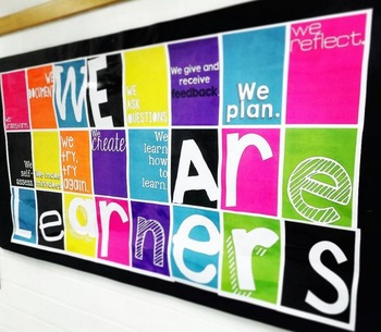 We Are Geniuses Bulletin Board Printable