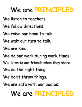We Are IB attributes