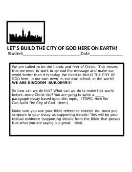 We Are Kingdom Builders!!!