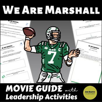 We Are Marshall: Companion Activites