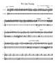 We Are Young Orff Percussion Arrangement Sheet Music