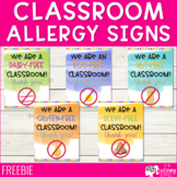 Food Allergy Signs | FREE