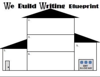 We Build Writing
