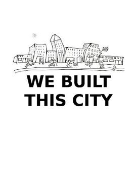 We Built This City, Summer School Unit: 4 Week Math Unit