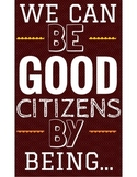 We Can Be Good Citizens