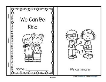 We Can Be Kind Reader Preschool #KindnessNation