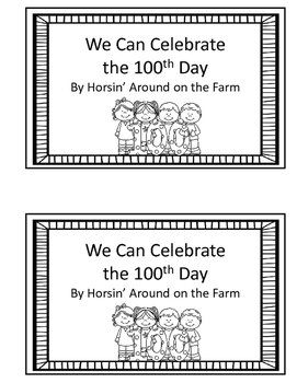 We Can Celebrate the 100th Day - Reader