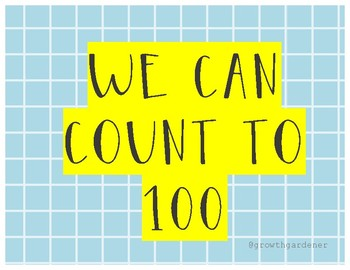 We Can Count to 100