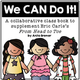 We Can Do It! {collaborative class book}