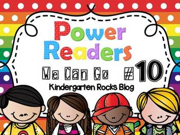 """""""We Can Go"""" Power Reader"""