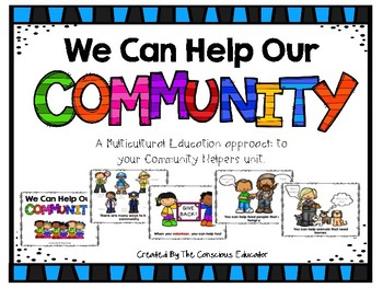 We Can Help Our Communities Book