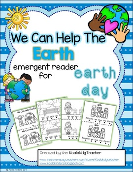 We Can Help the Earth Emergent Reader