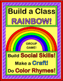 """We Can Make a Rainbow!"" - Build Social Skills with a Game, Craft and Song"