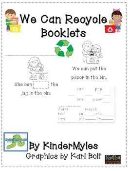 We Can Recycle Interactive Readers