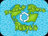 We Can Reduce! We Can Reuse! We Must Recycle!