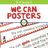 ELA Standards We Can Posters 5