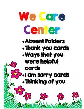 We Care Center