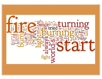 """""""We Didn't Start the Fire"""" Word Art & Lesson Activity Ideas"""