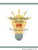 We Don't Eat Our Classmates Read Aloud Guide