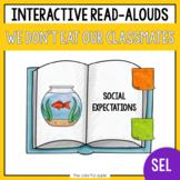We Don't Eat Our Classmates: SEL Read Aloud