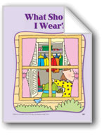 We Dress for the Weather: Circle-Time Book