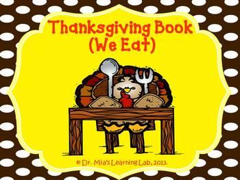 Thanksgiving Book (We Eat)