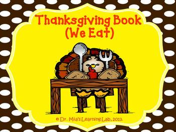 Thanksgiving Book (We Eat)