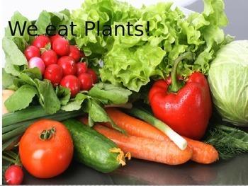 We Eat Plants!