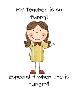 We Feed Funny Teachers-A Unit on Long E