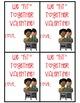 We Fit Together Valentine Cards