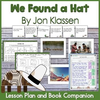We Found a Hat by Jon Klassen Lesson Plan for Standard RL7