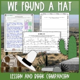 We Found a Hat by Jon Klassen Lesson Plan and Book Companion - Distance Learning