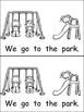 We Go Emergent Reader for Kindergarten- Level A