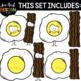 We Go Together Clipart- Eggs & Bacon {jen hart Clip Art}
