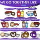 We Go Together Clipart- Hot Chocolate and Marshmallows {jen hart Clip Art}