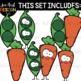 We Go Together Clipart- Peas and Carrots {jen hart Clip Art}