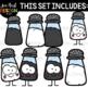 We Go Together Clipart- Salt and Pepper {jen hart Clip Art}