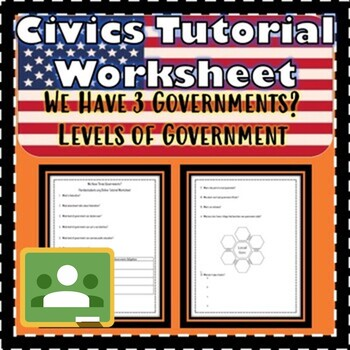We Have 3 Governments? Levels of Government Floridastudents.org SS.7.C.3.14