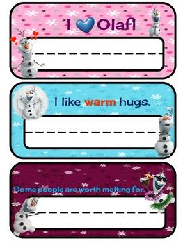 We Heart Olaf