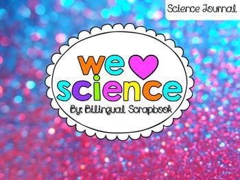 We Heart Science {Science Journal}