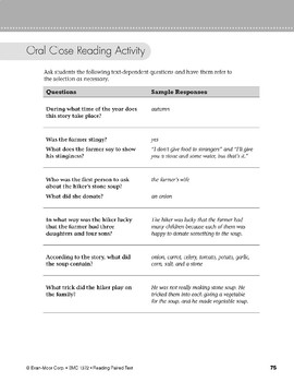 We Help Each Other (Reading Paired Text)
